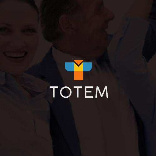 Totem design with the title 'Totem'