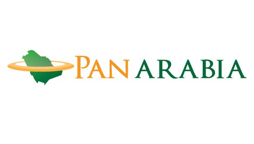 Pan design with the title 'Pan Arabia'