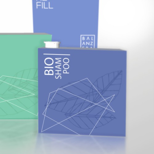 Bio packaging with the title 'New product packaging wanted for Ieco'
