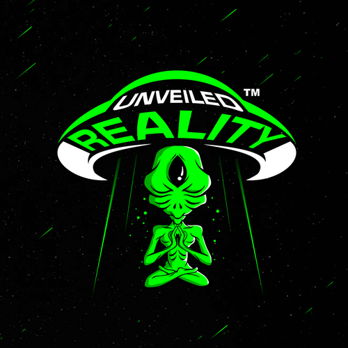 Abduction logo with the title 'Unveiled Reality'