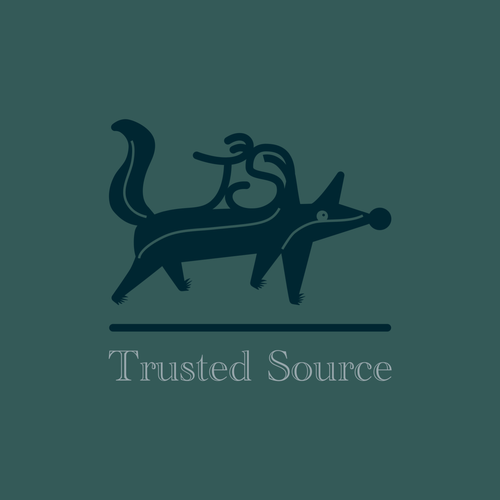 Sketching logo with the title 'Trusted Source '