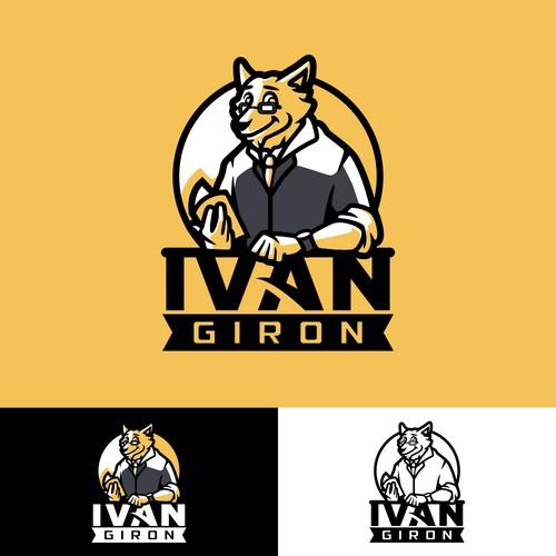 Teacher logo with the title 'IVAN GIRON'