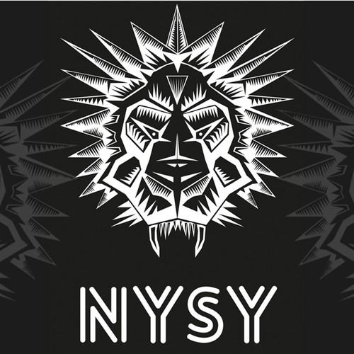 Youth logo with the title 'NYSY Clothing Logo'