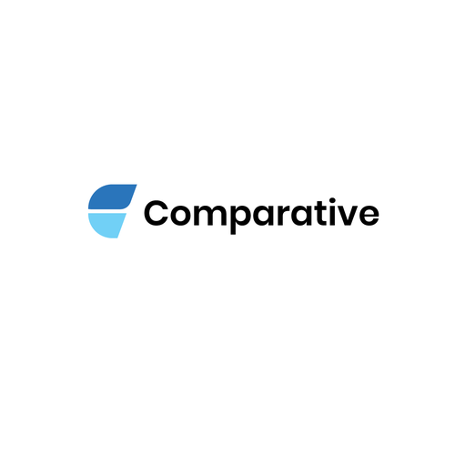 Simple logo with the title 'Comparative'