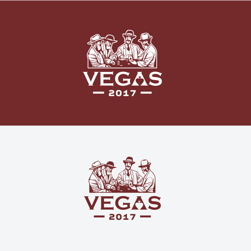 Poker logo with the title 'VEGAS 2017'
