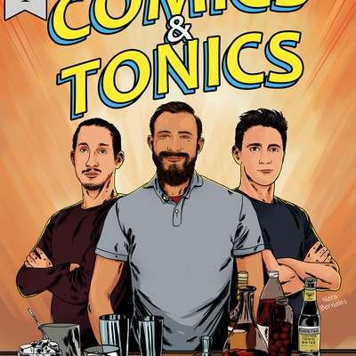Comics and Tonics