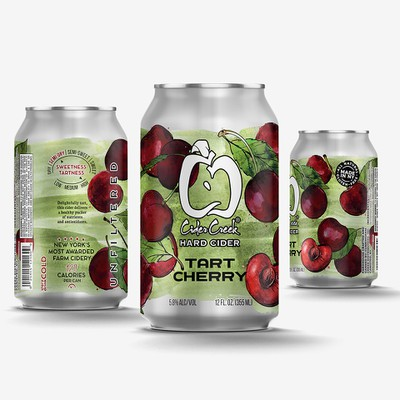 Tart Cherry Hard Cider