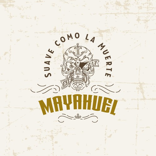 Tequila design with the title 'Logo for Premium Tequila '