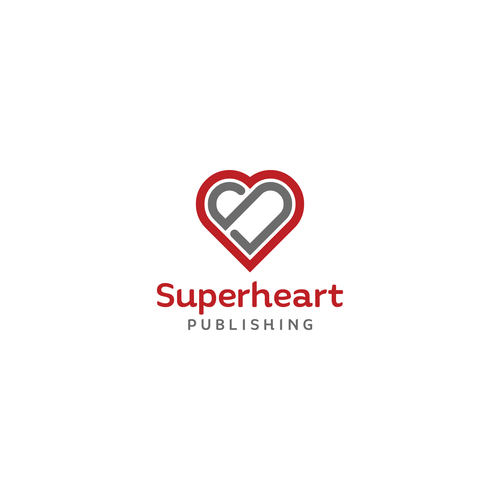 Date logo with the title 'superheart'