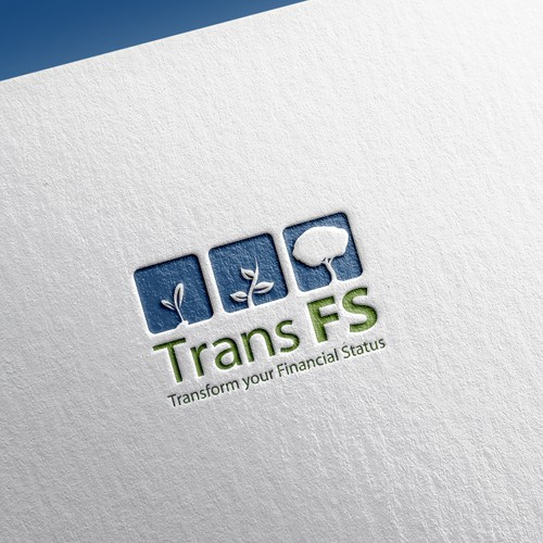 Transformation logo with the title 'Trans FS '