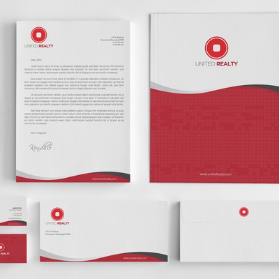 Fast Growing Real Estate Company Needs New Stationery