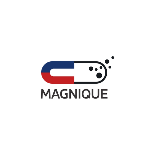Magnet logo with the title 'Magnet Pill'