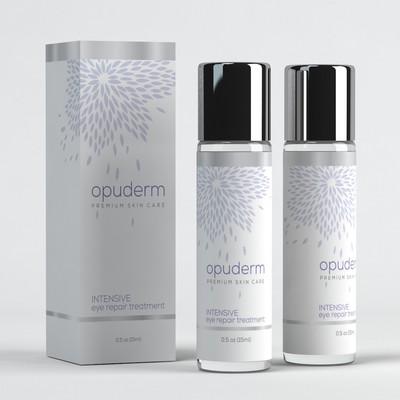 Opuderm Skin Care Packaging Design
