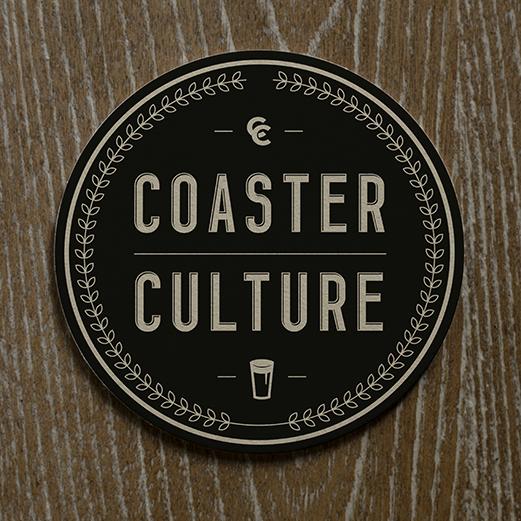 Coaster logo with the title 'Coaster Culture'