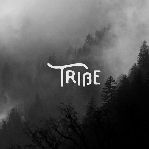 Ancient design with the title 'Tribe'