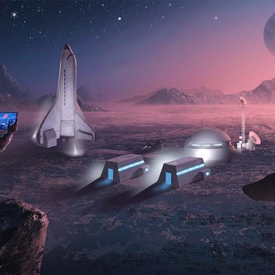 Lunar Camp
