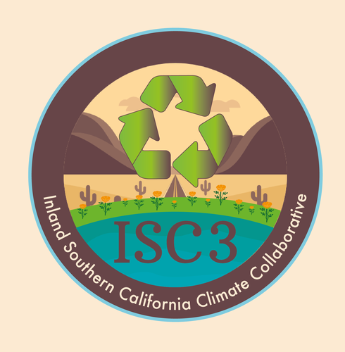 Climate logo with the title 'ISC3'