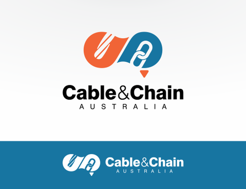 Cable design with the title 'Cable & Chain Australia'