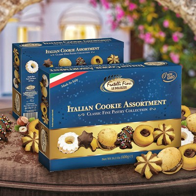 Packaging concept for Italian cookies