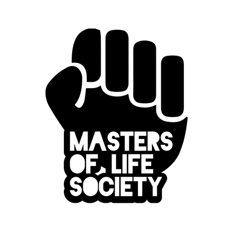 Society logo with the title 'Masters Logo'