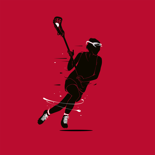 Active design with the title 'Lacrosse'