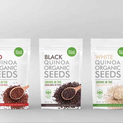 Packaging for Quinoa