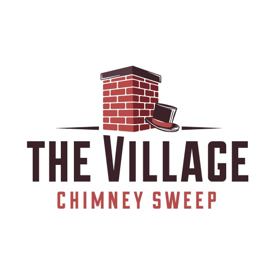 Chimney logo with the title 'Bold logo for Chimney sweep company'
