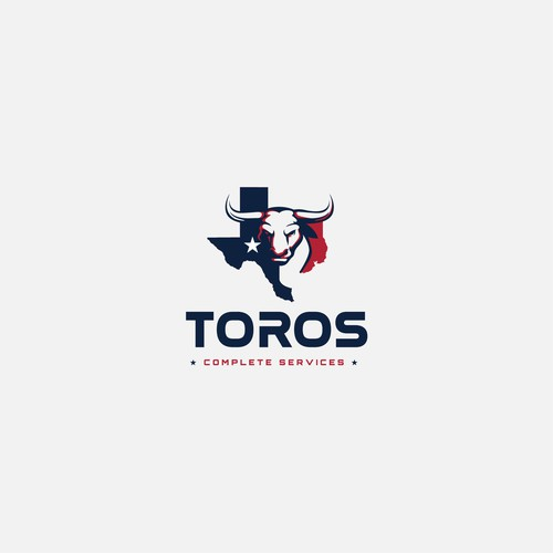 Angry logo with the title 'TOROS'