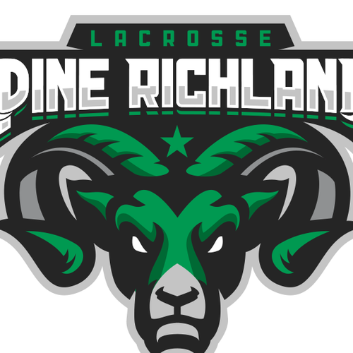 Brave design with the title 'Pine Richland'