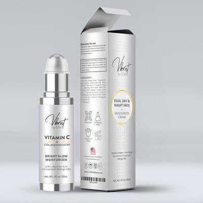 Beauty line product Design