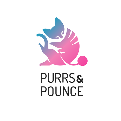 Degree logo with the title 'PURSS&POUNCE (Proposal)'