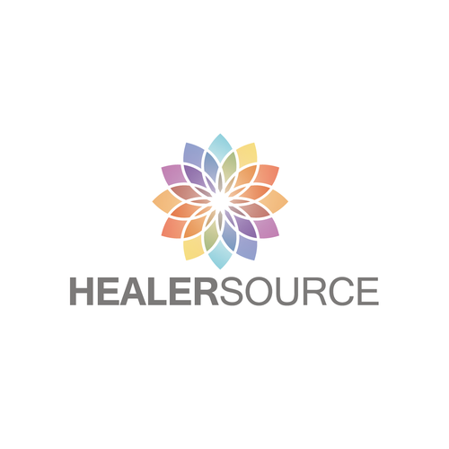 Therapeutic logo with the title 'HealerSource'