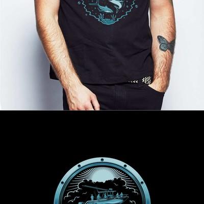 Boat Life T-shirt Design
