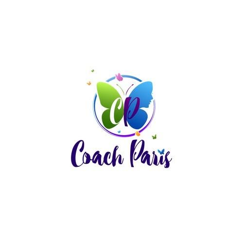 Coach design with the title 'Coach Paris'