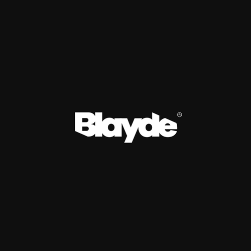 Blade logo with the title 'Blayde'