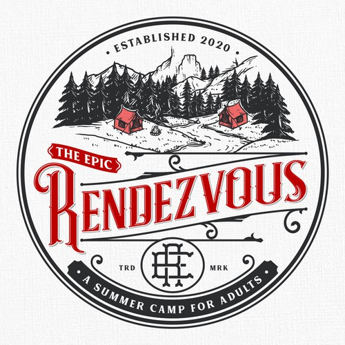 Epic logo with the title 'The Epic Rendezvous'
