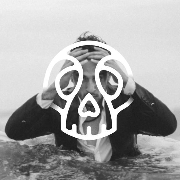 Skull design with the title 'CALAVERA'