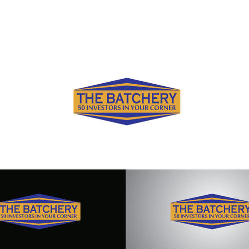 Incubator design with the title 'The Batchery'