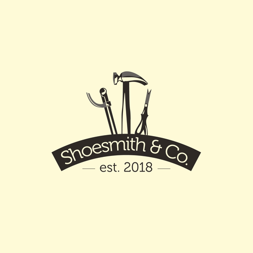 Shoe logo with the title 'Shoesmith & Co.'