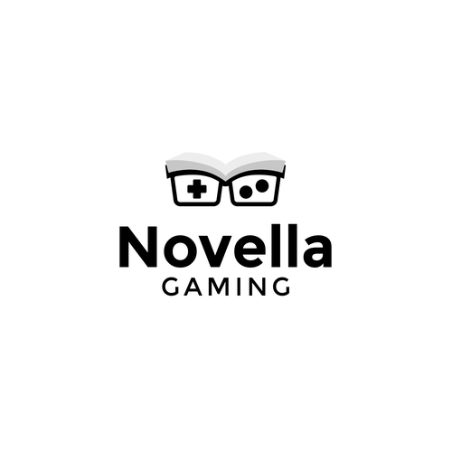 Optics logo with the title 'Game studio LLC looking for logo [Novella Gaming]'