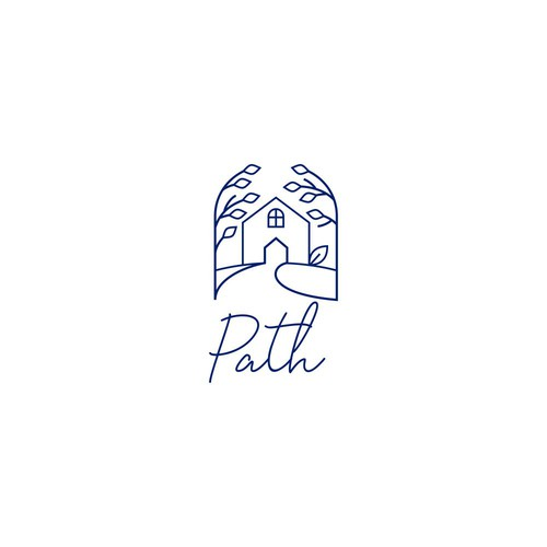 Path logo with the title 'Path Logo'