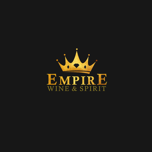 Empire logo with the title 'Wine store '