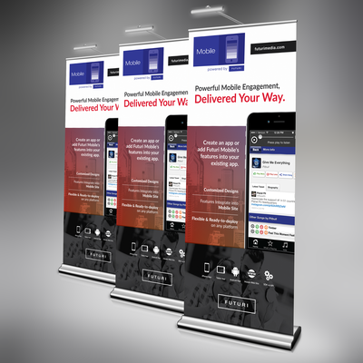 Futuri media Roll up Banner