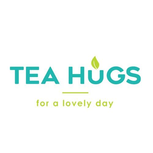 Tea logo with the title 'Tea Logo'