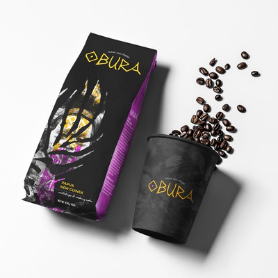 Obura coffee bag