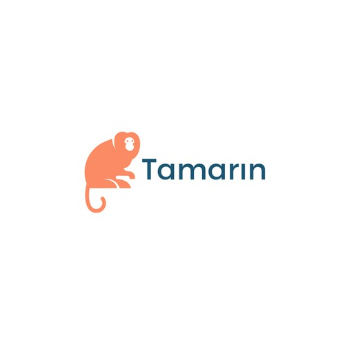 Jungle logo with the title 'Tamarin'