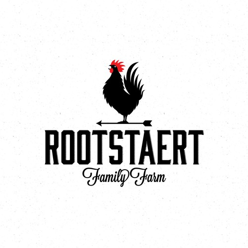 Family business logo with the title 'ROOTSTAERT'