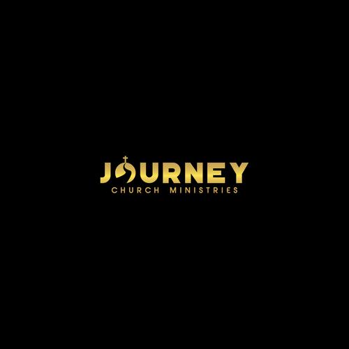 Faith design with the title 'Journey Church logo'