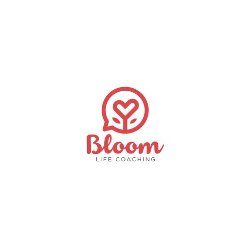Growing design with the title 'Bloom'