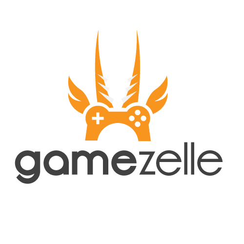 "Gazelle design with the title 'Need logotype for a new social community site called ""gamezelle"" for (pc) gamers'"